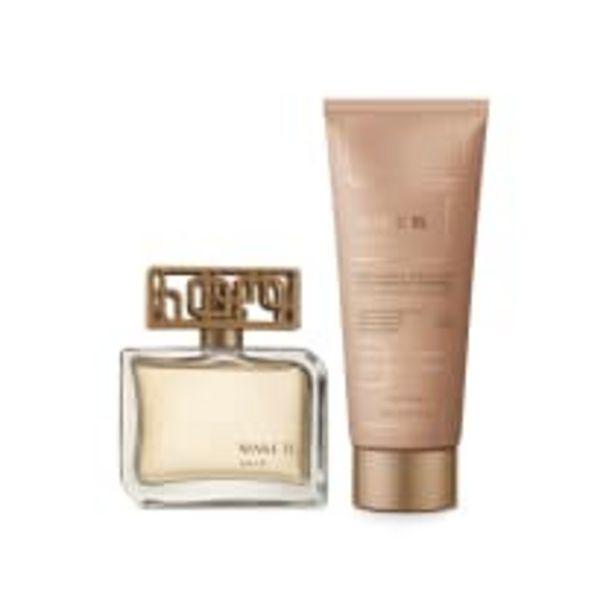 Oferta de Combo Gold: Eau de Parfum 75ml + Creme Aveludado 200g por R$199,8
