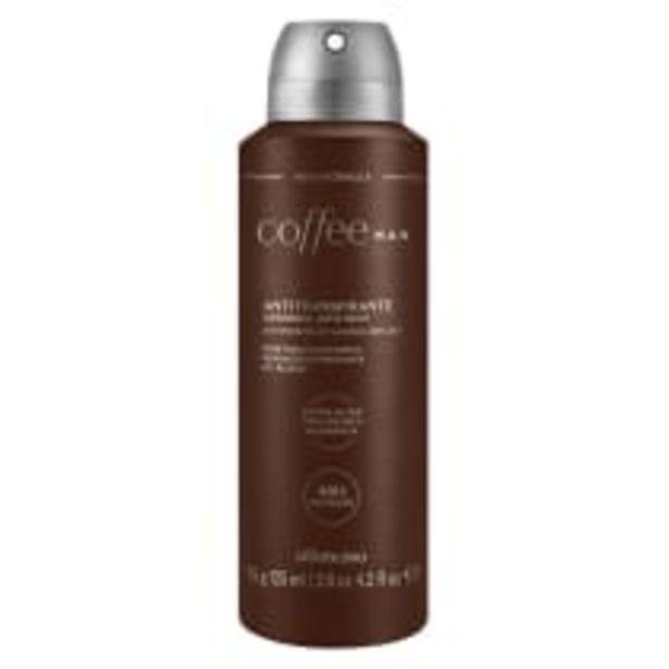 Oferta de Desodorante Antitranspirante Aerosol Man, 75g/125ml por R$21,9