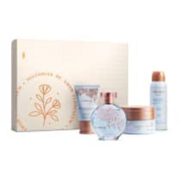 Oferta de Kit Presente Dia das Mães Blue (4 itens) por R$189,9
