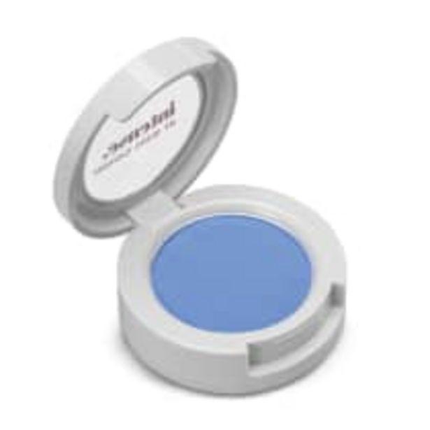 Oferta de Sombra Mate Compacta Azul pra meditar by Manu Gavassi por R$37,9