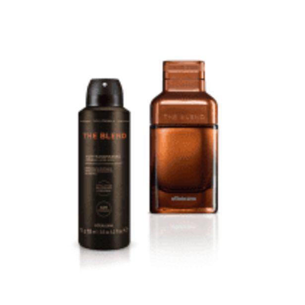 Oferta de Combo The Blend: Eau de Parfum 100ml + Antitranspirante Aerossol 125ml por R$289,8