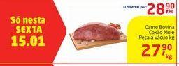 Oferta de Carne Bovina Coxão Mole por