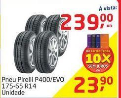 Oferta de Pneu Pirelli P400/EVO 175-65 R14 por