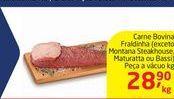 Oferta de Carne bovina por R$28,9