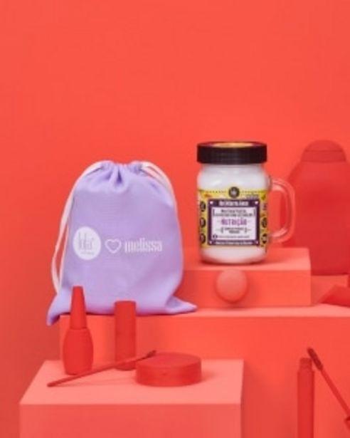 Oferta de Melissa Lola Cosmetics Nutrição por R$49,9