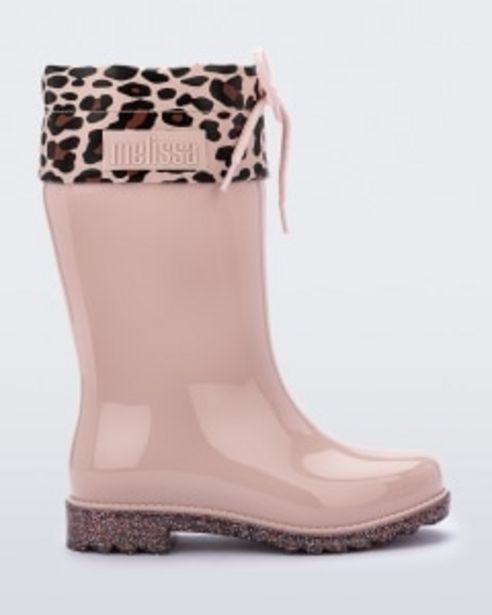 Oferta de Mini Melissa Rain Boot II Infantil por R$219,9