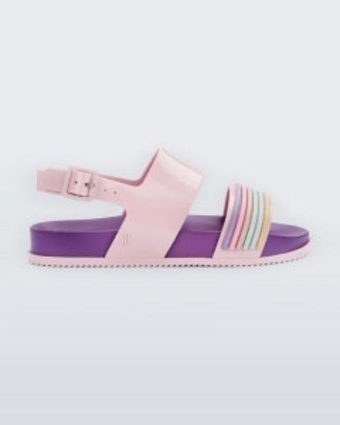 Oferta de Mini Melissa Cosmic Sandal Infantil por R$159,9