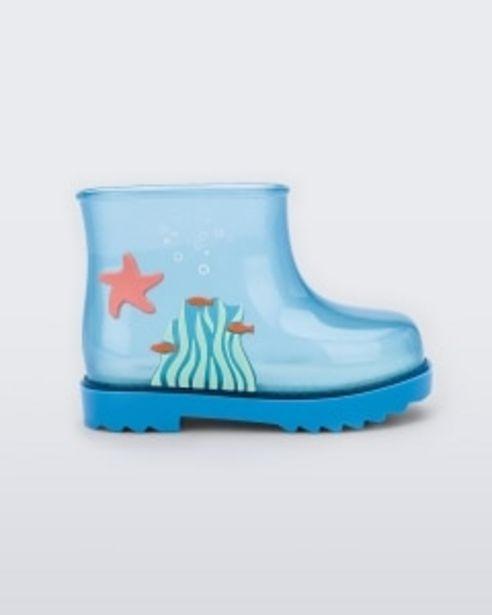 Oferta de Mini Melissa Under The Sea Boot Baby por R$139,9