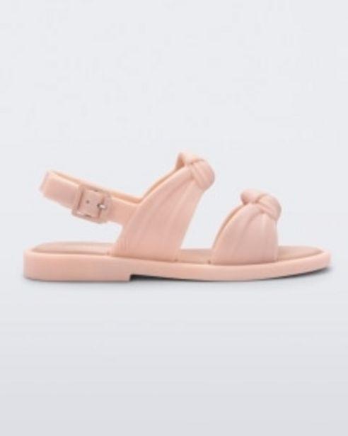 Oferta de Mini Melissa Velvet Sandal Infantil por R$149,9