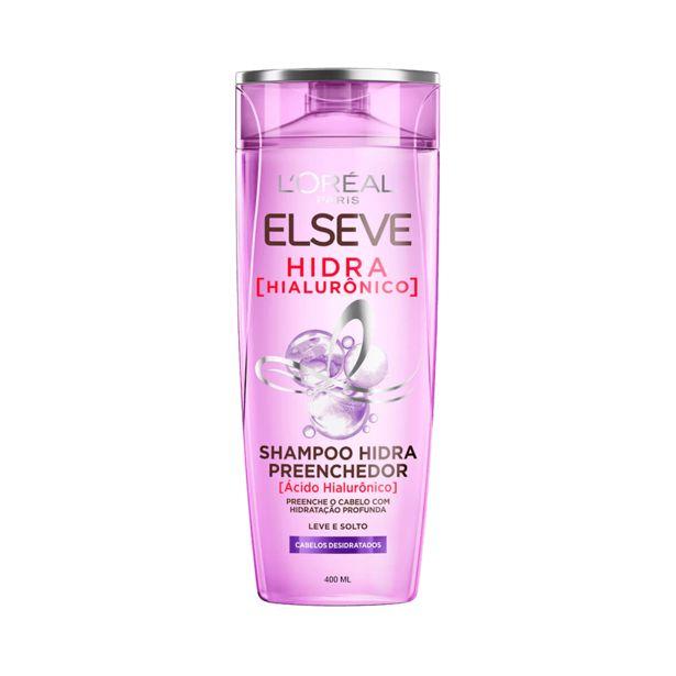 Oferta de Shampoo Elseve Hialuronico 400ML por R$21,9