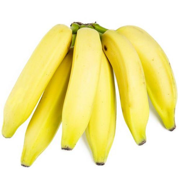 Oferta de Banana Prata Kg por R$1,99