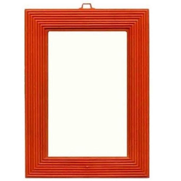 Oferta de Espelho Laranjinha N16 16X23cm 1 Un Ref 1612/844 por R$4,09