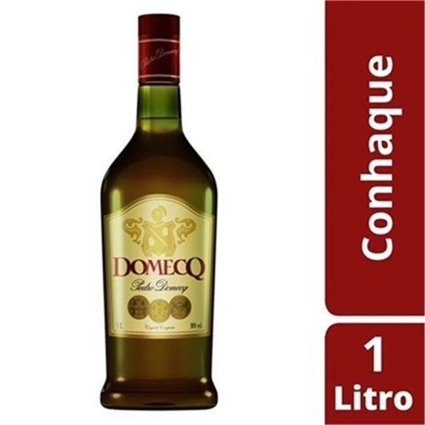 Oferta de Domecq Coquetel Composto Nacional 1L por R$32,59