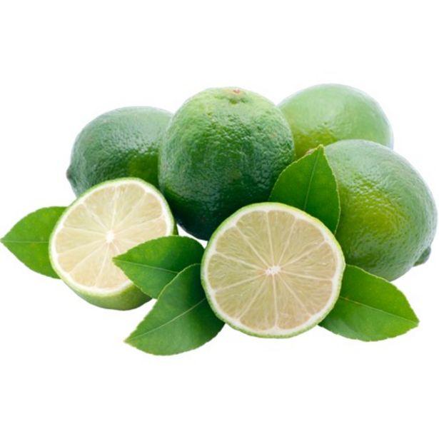 Oferta de Limão Taiti por R$3,49
