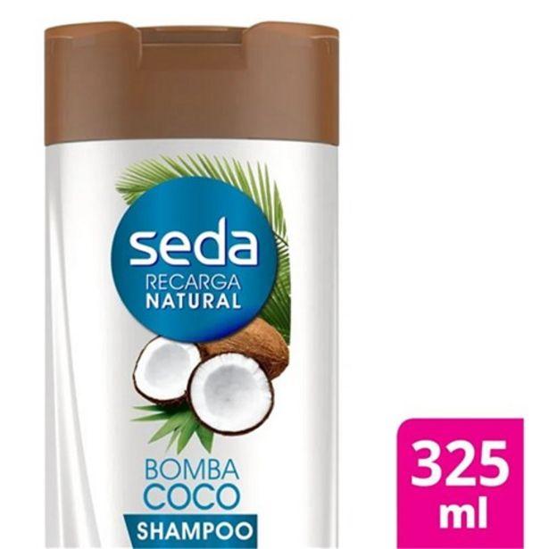 Oferta de Shampoo Bomba de Coco 325Ml por R$5,39