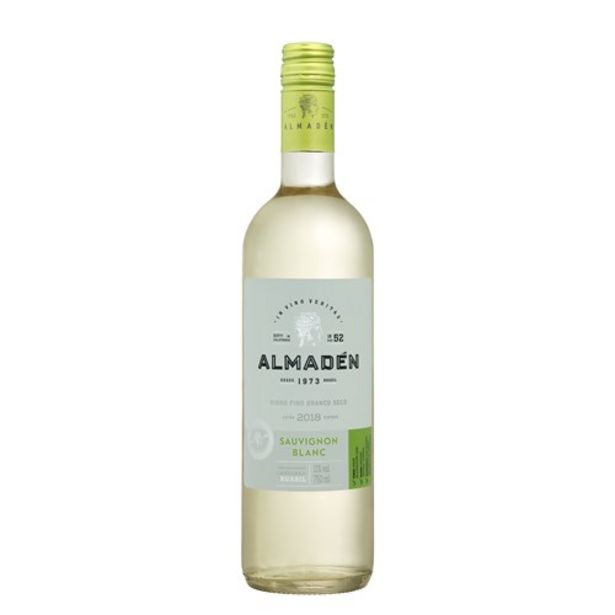 Oferta de Vinho Almadén Sauvignon Blanc 750Ml por R$14,9