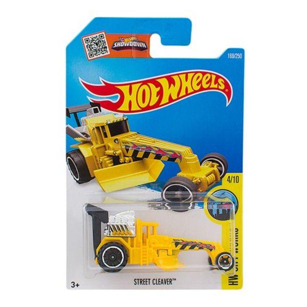 Oferta de Carrinho Hot Wheels Sortidos Embalagem 1 Un por R$14,9