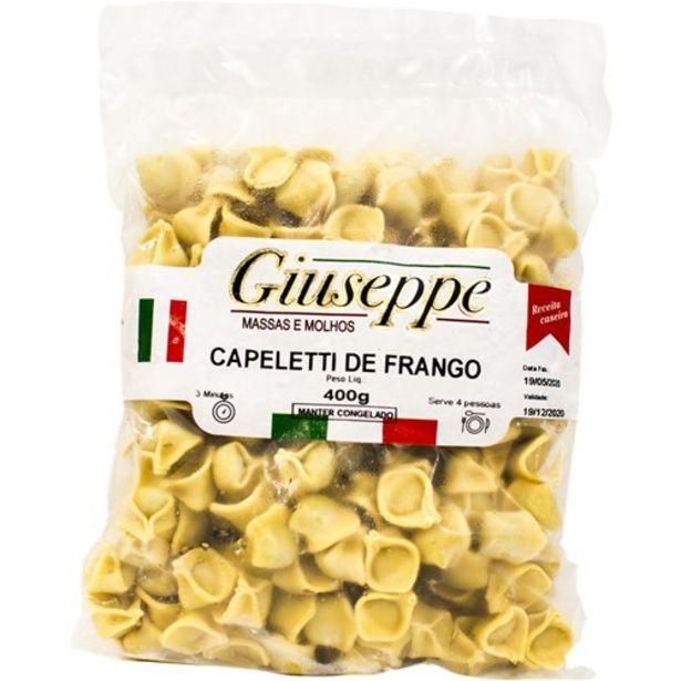 Oferta de Capeletti Giuseppe Frango 400G por R$12,9
