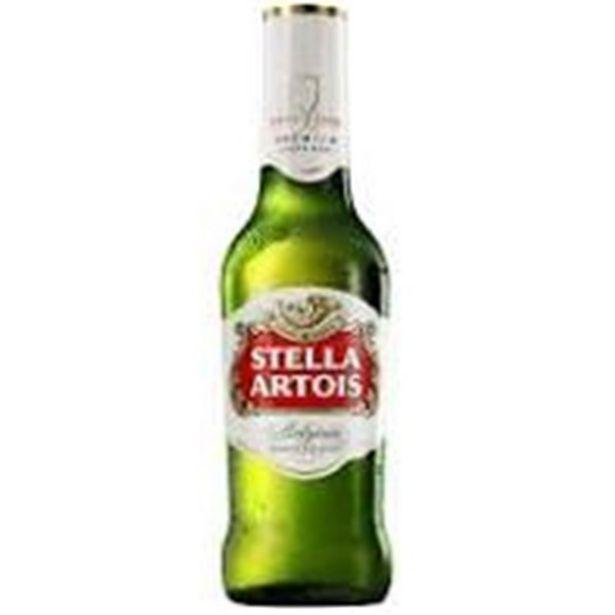 Oferta de Cerveja Stella Artois 275Ml Long Neck por R$4,19