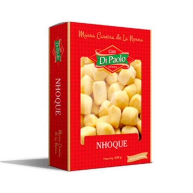 Oferta de Nhoque Di Paolo 440G por R$12,9
