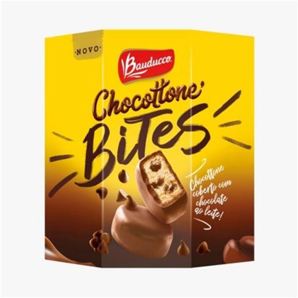 Oferta de Chocottone Bauducco Bites 107G por R$7,99