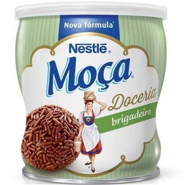 Oferta de Sobremesa Moça Brigadeiro Embalagem 385G por R$11,99