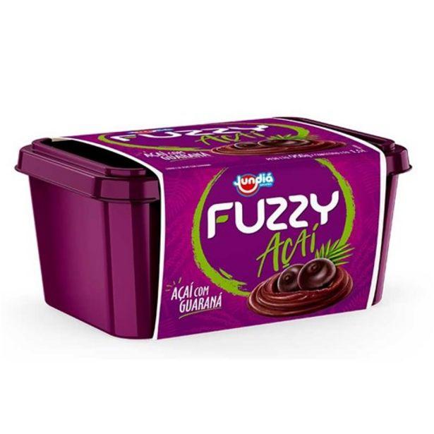 Oferta de Açaí Fuzzy com Guaraná 1,5 Litros por R$41,29
