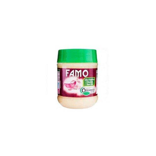 Oferta de Alho Famo Picado S/Sal 200G por R$5,19