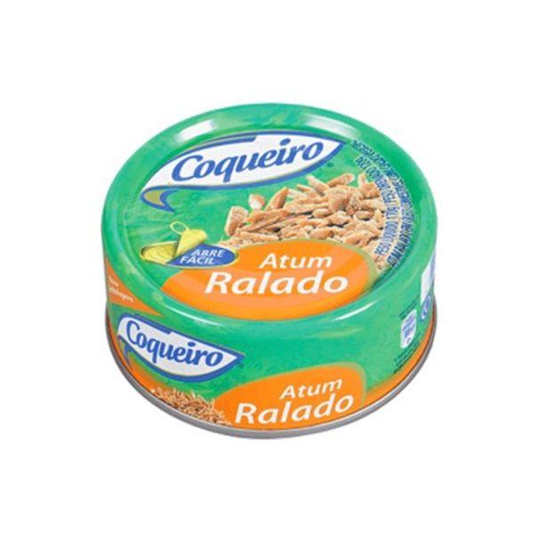 Oferta de Atum Ralado em Óleo Coqueiro Embalagem 120G por R$4,79