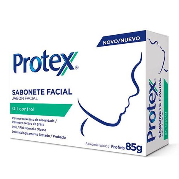 Oferta de Sabonete Facial Protex Oil Control 85G por R$8,49
