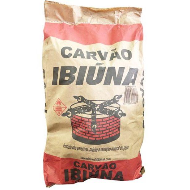Oferta de Carvão Ibiuna 3,5Kg por R$16,99