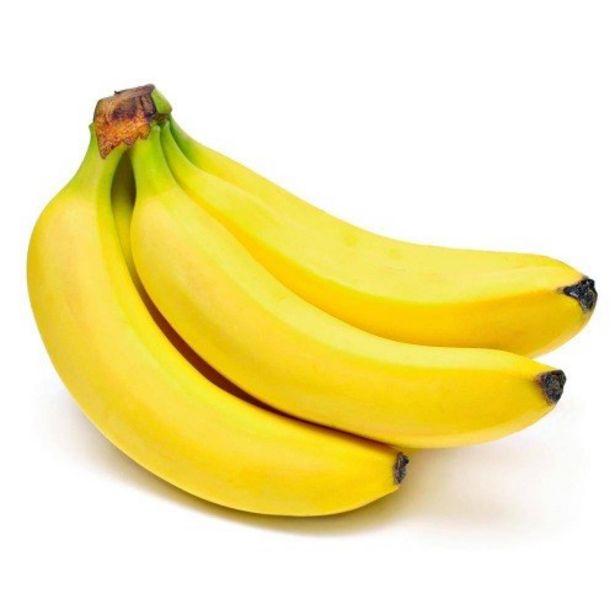 Oferta de Banana Nanica por R$3,73