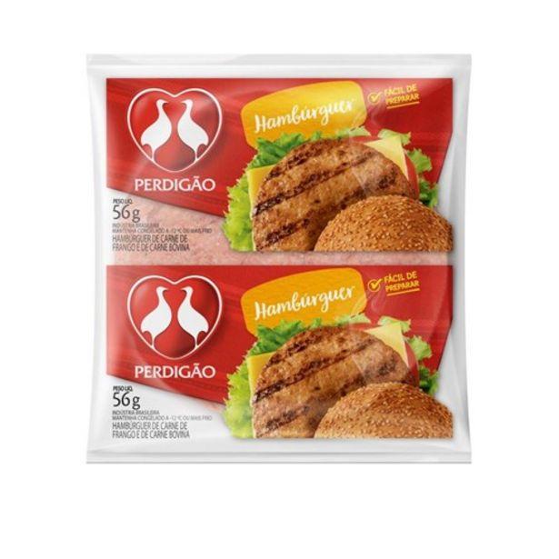 Oferta de Hambúrguer Misto Perdigão 56G por R$1,59
