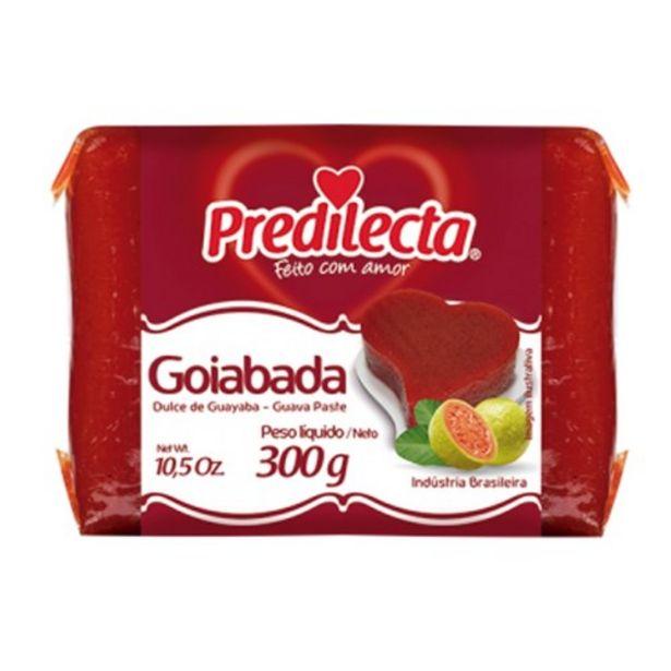 Oferta de Goiabada Predilecta 300G por R$2,99