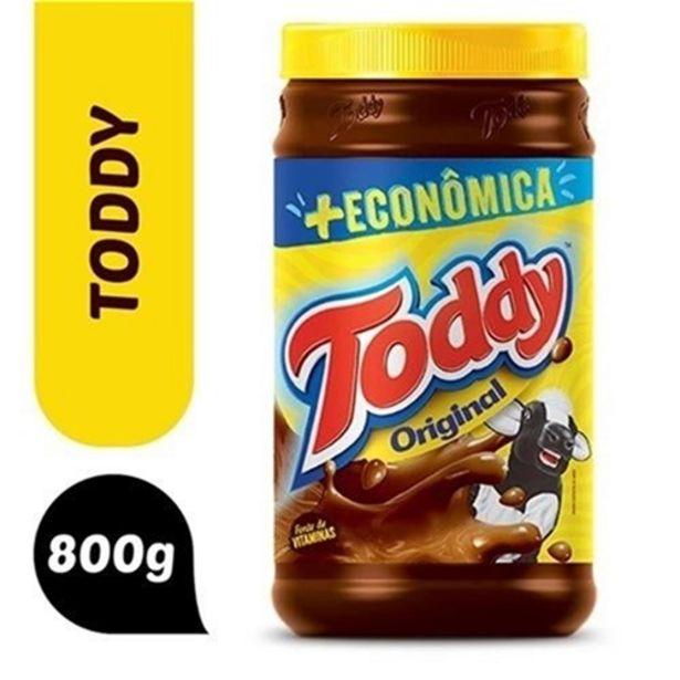 Oferta de Achocolatado em Pó Toddy Original 800G por R$9,99
