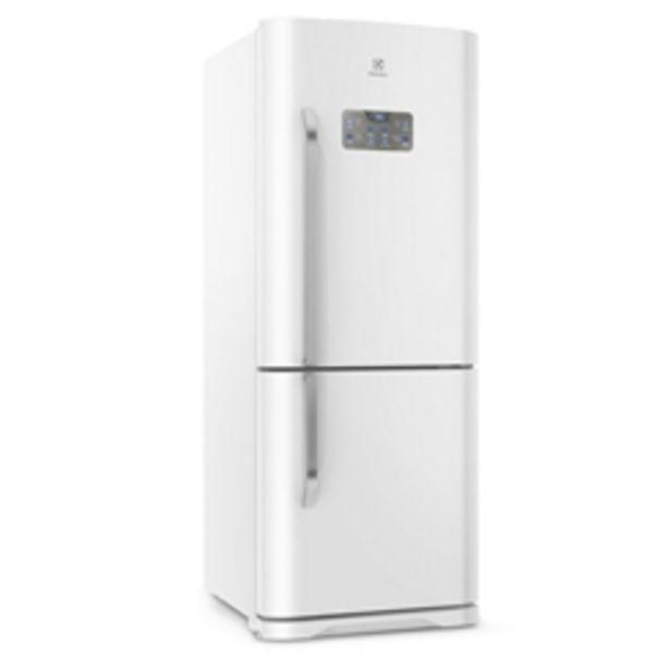 Oferta de Refrigerador Electrolux Bottom Frost Free 454 Litros (DB53) por R$3999