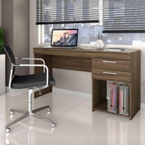 Oferta de Escrivaninha 2 Gavetas Notável Office por R$329