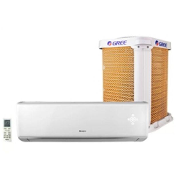 Oferta de Ar Condicionado Split Gree 9.000 Btus - GWC09QA/D3NNB4D por R$1549