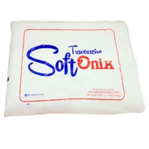Oferta de Travesseiro Socimol Onix Soft 40X60X12 por R$59