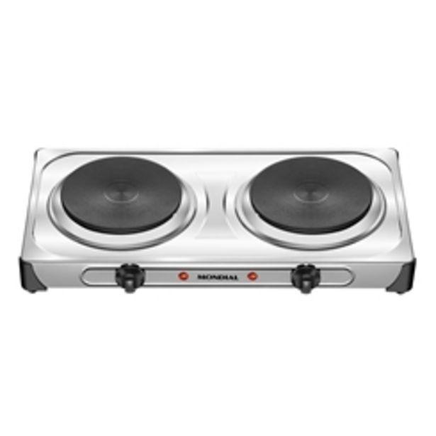 Oferta de Fogão Elétrico Mondial Fast Cook Dual FE-03 por R$279