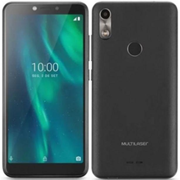 Oferta de Smartphone Multilaser F 3G 32GB 1GB Tela 5.5 - P9130 por R$549