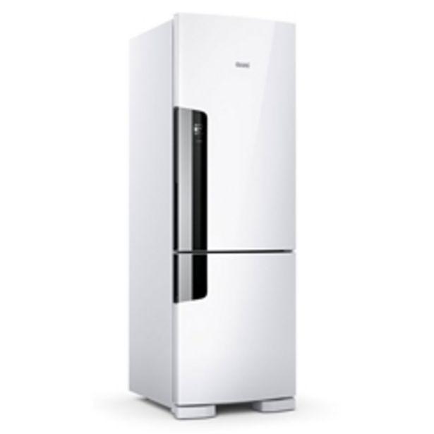 Oferta de Geladeria/Refrigerador Consul Frost Free 397 litros com Freezer Embaixo CRE44 por R$4499