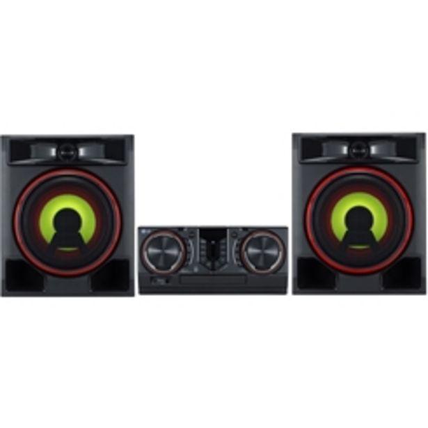 Oferta de Mini System LG 950 W CL65 por R$1399