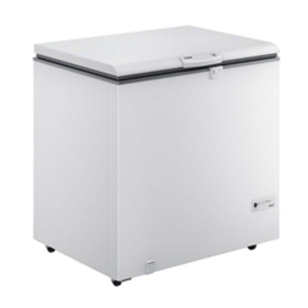 Oferta de Freezer Horizontal Consul CHA31EB 1 Porta Branco - 309L por R$2349
