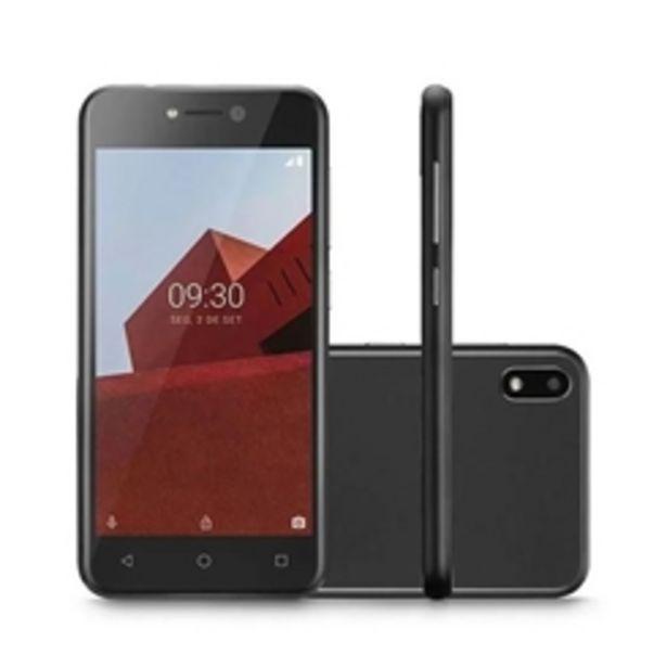 Oferta de Smartphone Multilaser E 3g 32gb Tela 5.0 Android 8.1 Dual Camera 5mp+5 por R$499