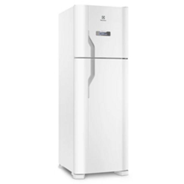 Oferta de Refrigerador Electrolux Frost Free 371 litros DFN41 por R$2999
