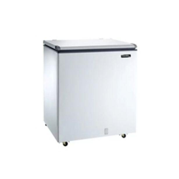 Oferta de Freezer Esmaltec Horizontal 214 Litros ECH250 por R$2279