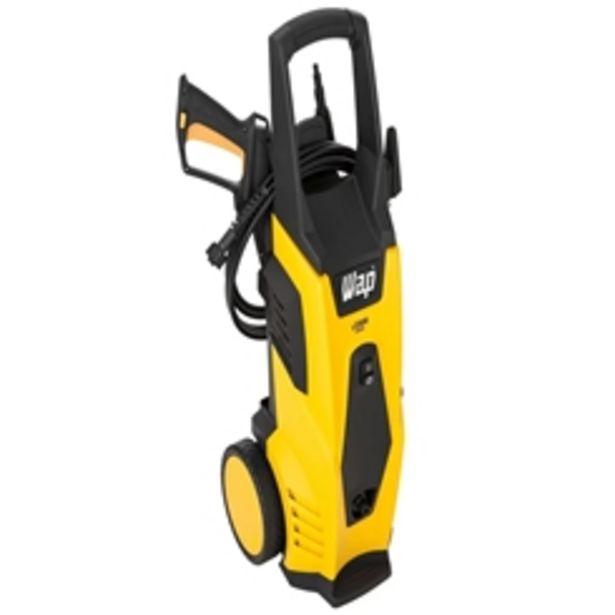 Oferta de Lavadora de Alta Pressão Wap Líder 1520 Libras - Mangueira 5m Aplicador de Detergente por R$899