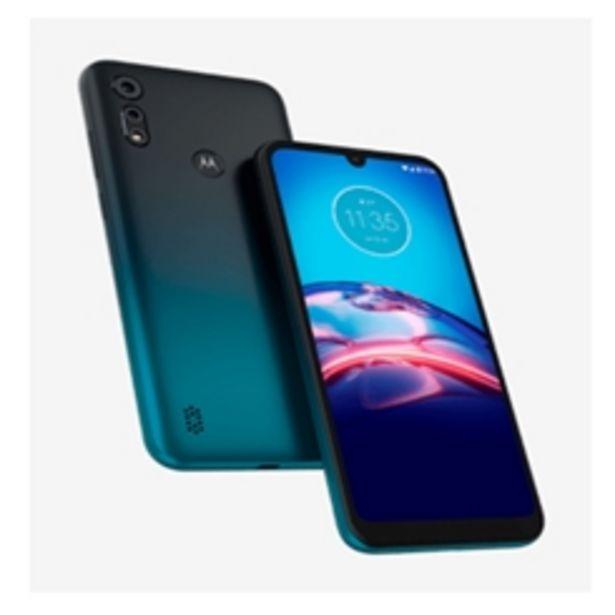 "Oferta de Smartphone Motorola Moto E6S 4G 64GB tela 6,1"" por R$1099"
