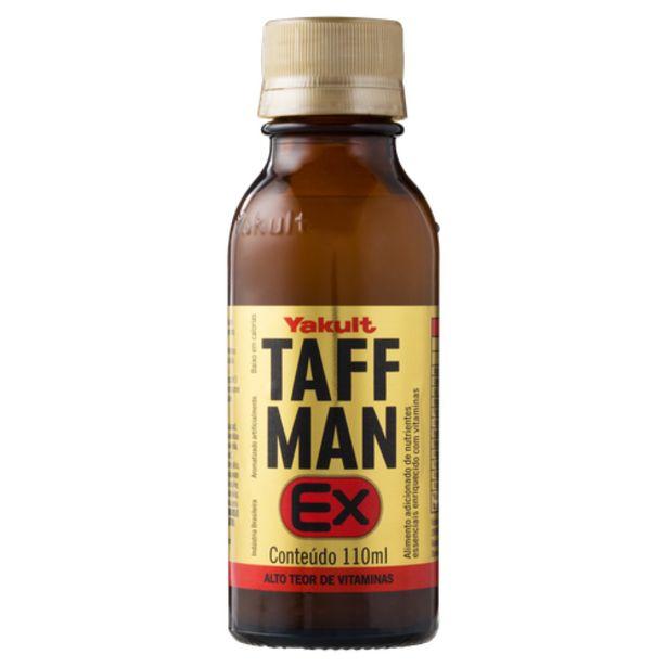 Oferta de Yakult Taff Man 100ml por R$4,99